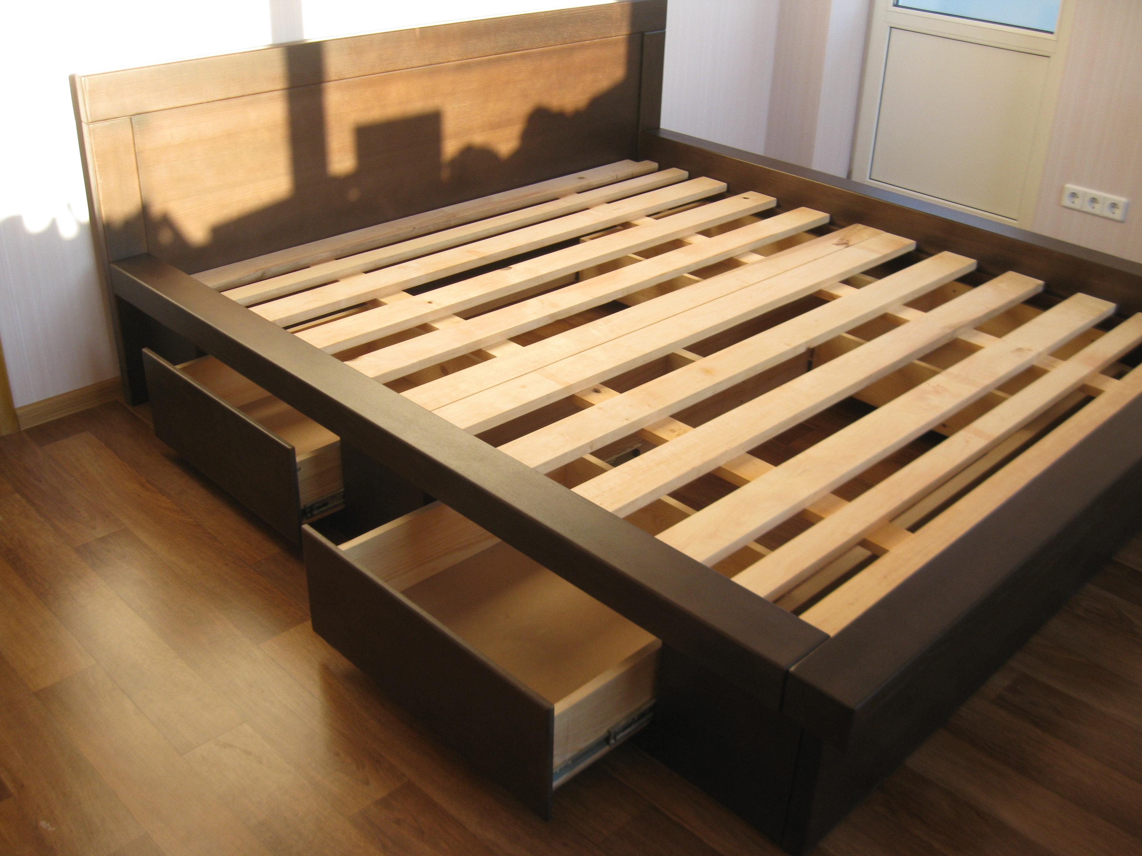 Изготовить кровать